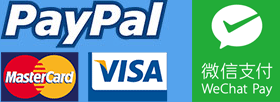 paypal credit card wechat payments